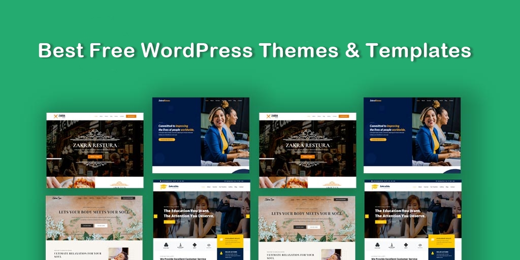 15+ Best Free WordPress Themes and Templates for Business 2020 [HandPicked by WordPress Experts]