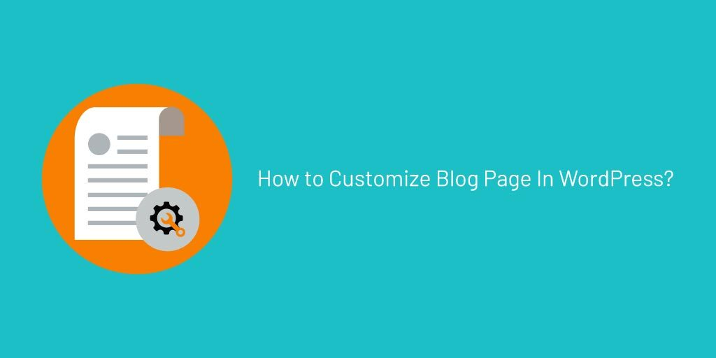 Customizing Blog Archive Page in WordPress
