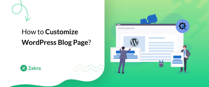 How to Customize Blog Page In WordPress With Post Elements and Metadata?