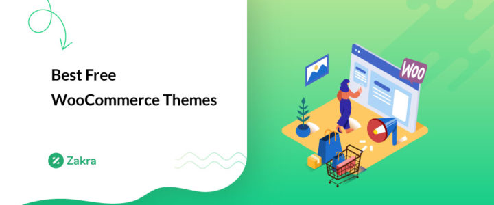 25 Best Free WooCommerce Themes for Online Shops in 2020