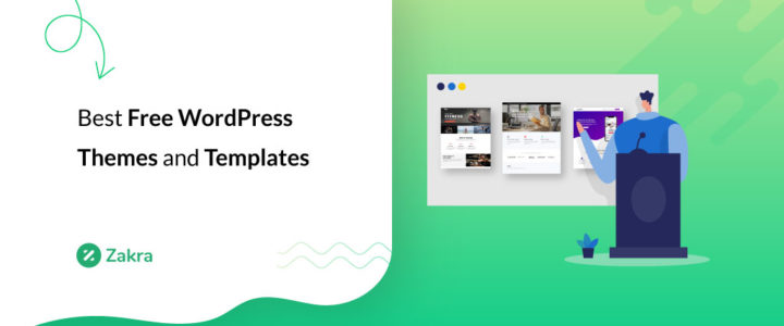 27 Best Free WordPress Themes and Templates 2020