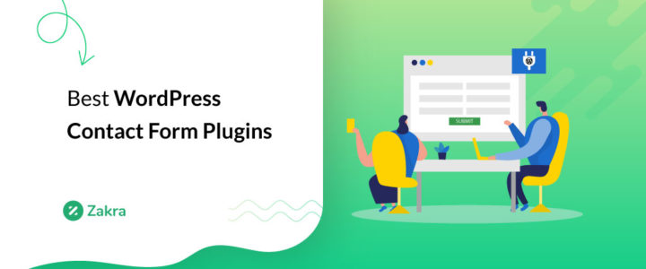 6 Best WordPress Contact Form Plugins for 2020 (Free and Premium)