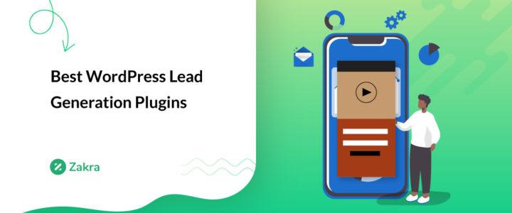 Best WordPress Lead Generation Plugins 2020