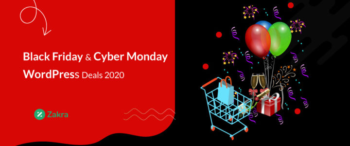 25+ WordPress Black Friday & Cyber Monday Deals for 2020