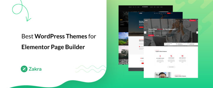 25 Best Elementor Themes for Your WordPress Website 2020