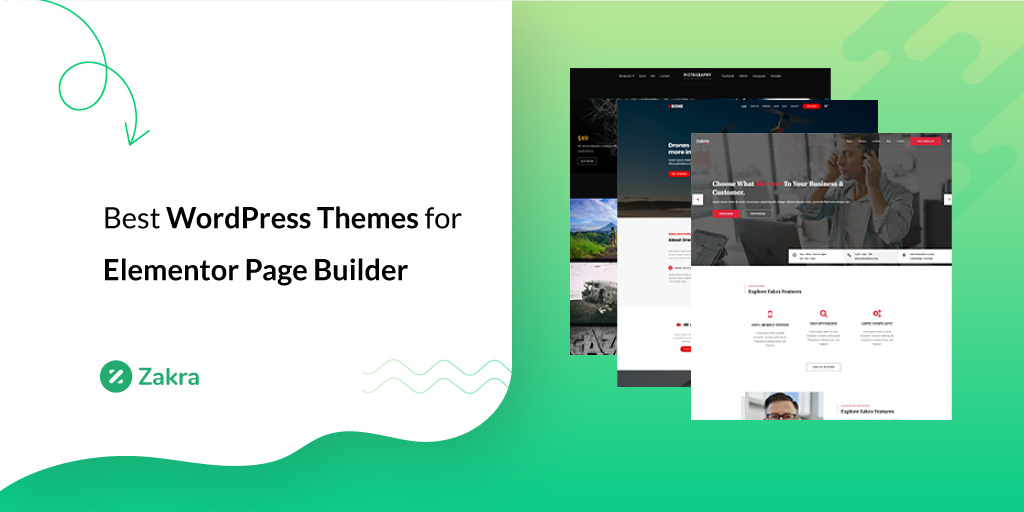 Best Elementor Themes for WordPress Feature Image