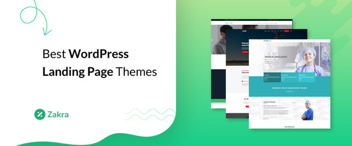 12 Best WordPress Landing Page Themes and Templates 2020