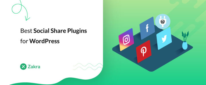 12 Best Social Share Plugins for WordPress in 2020 (Compared)