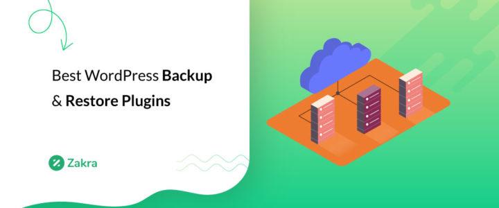 10 Best WordPress Backup & Restore Plugins 2021