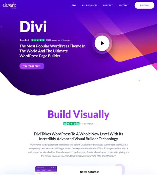 Divi-WordPress-multipurpose-theme