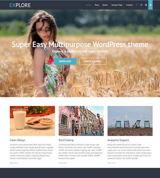 Explore-theme-by-themegrill