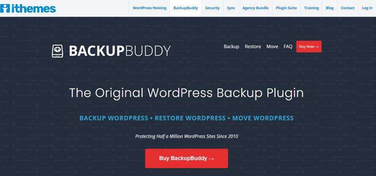 Backup WordPress Backup Restore Plugin