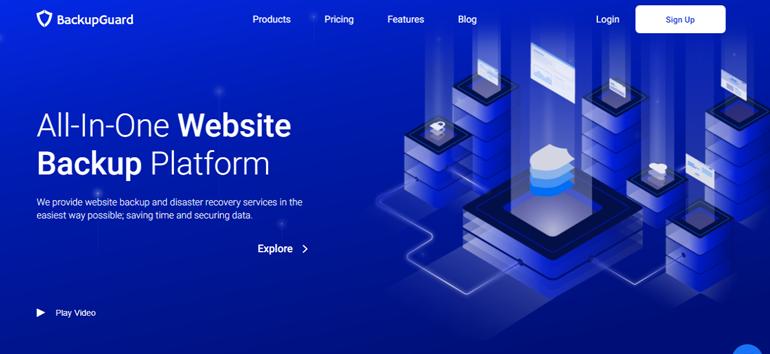 Backup Guard Best Free WordPress Backup Plugin