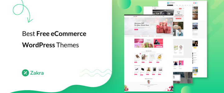25 Best Free eCommerce WordPress Themes for 2021