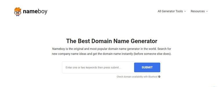 blog name generators