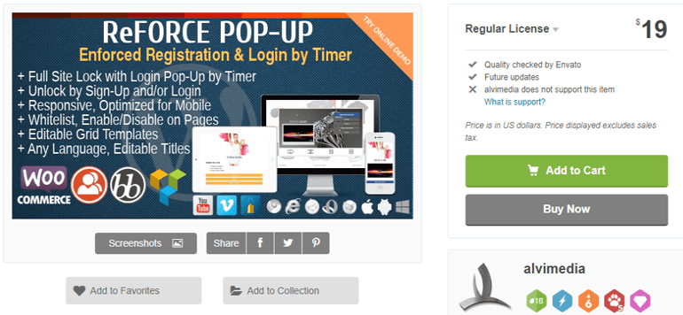 Reforce Custom WooCommerce Registration Form Plugin