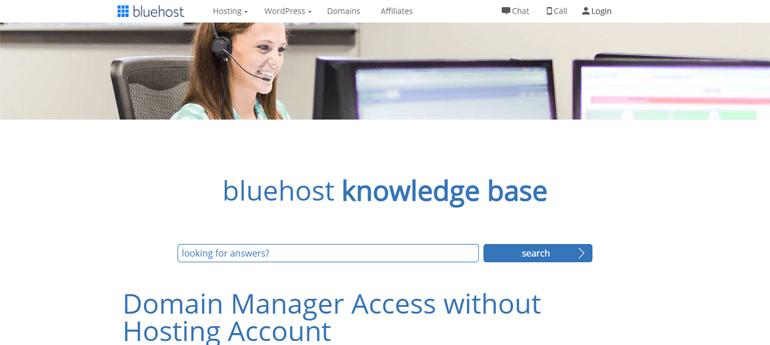 Bluehost best domain registrar