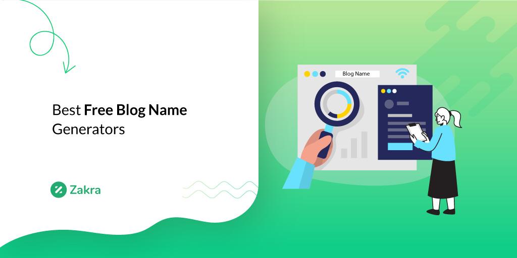 Best-Free-Blog-Name-Generators