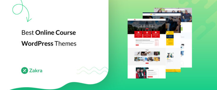 15+ Best Online Course WordPress Themes with LMS 2021