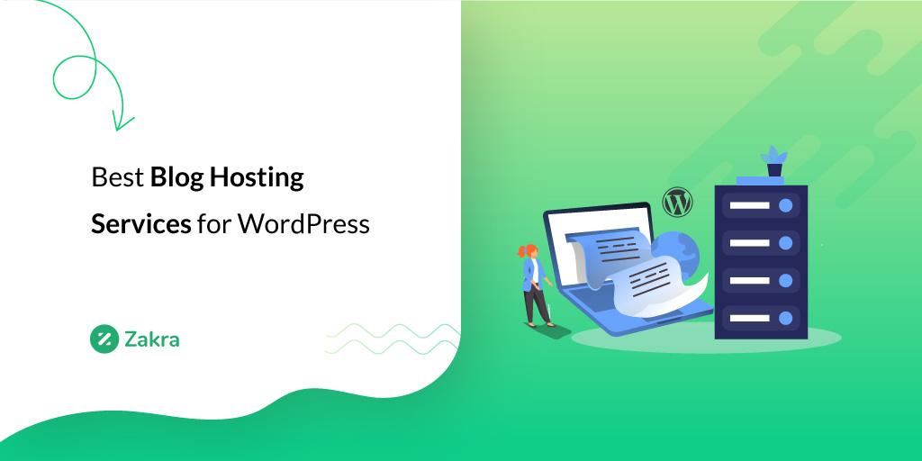 best blog hosting services for wordpress