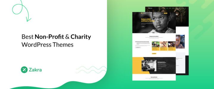 23 Best Non-Profit & Charity WordPress Themes for 2021