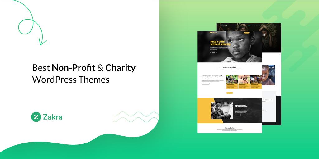 Best-Non-Profit-&-Charity-WordPress-Themes