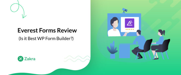 Everest Forms Review 2021 – Is it Best WordPress Form Plugin?