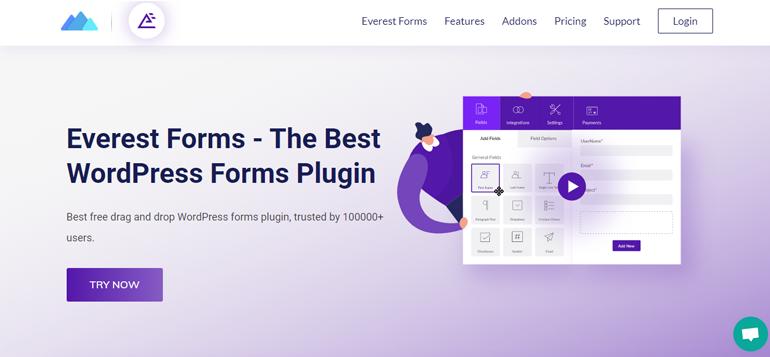 Everest Form as a WordPress Survey Plugin