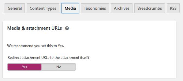 media-url-settings