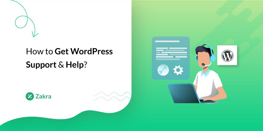 How-to-Get-WordPress-Support-&-Help