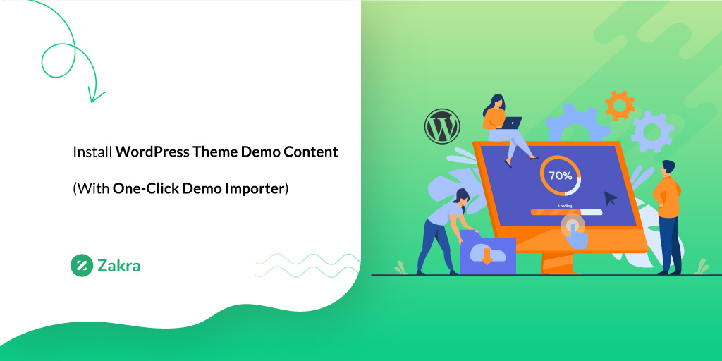 Install-WordPress-Theme-Demo-Content-With-One-Click-Demo-Importer