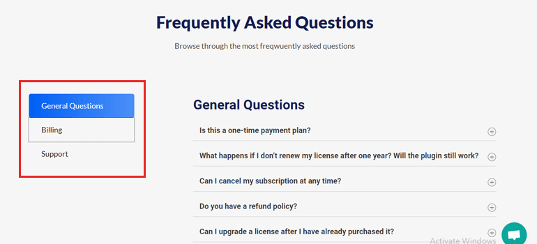 WPEverest Frequently Asked Questions