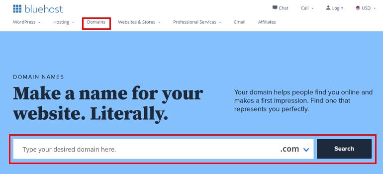 Domain Name Navigation