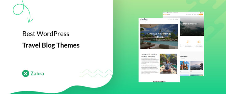 20 Best WordPress Themes for Travel Blogs in 2021 (Free + Paid)