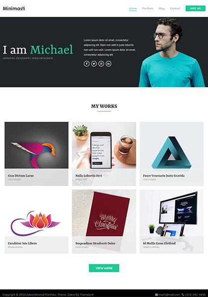 zakra-minimal-portfolio