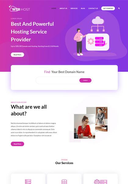 zakra-webhost
