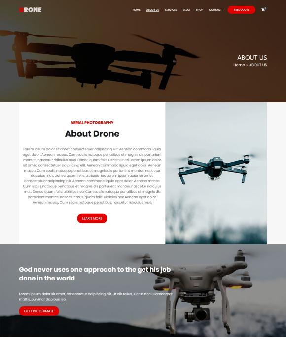 ABOUT US – Zakra Drone