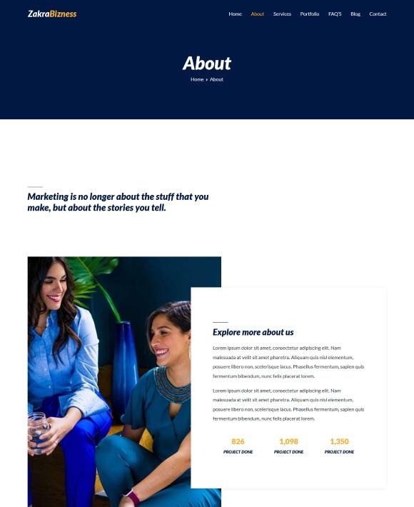 About – Zakra Business