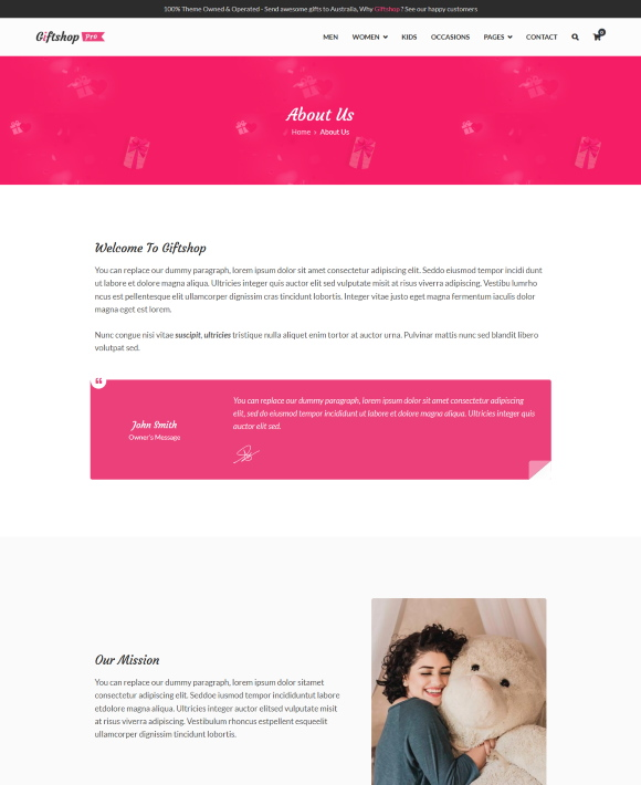 About Us – Zakra Gift Shop
