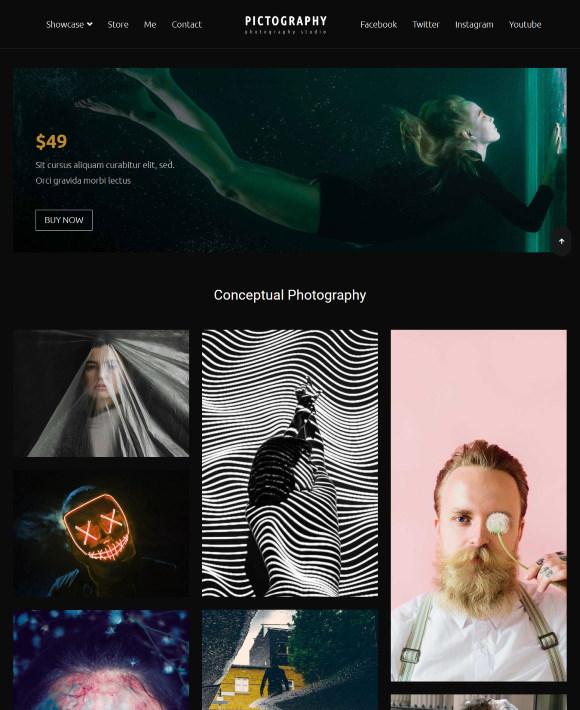 Conceptual Photography – Zakra Pictography