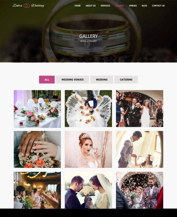 GALLERY – Zakra Wedding Organizer