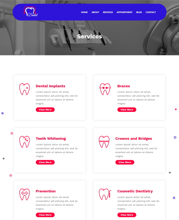 Services – Zakra Dental Clinic