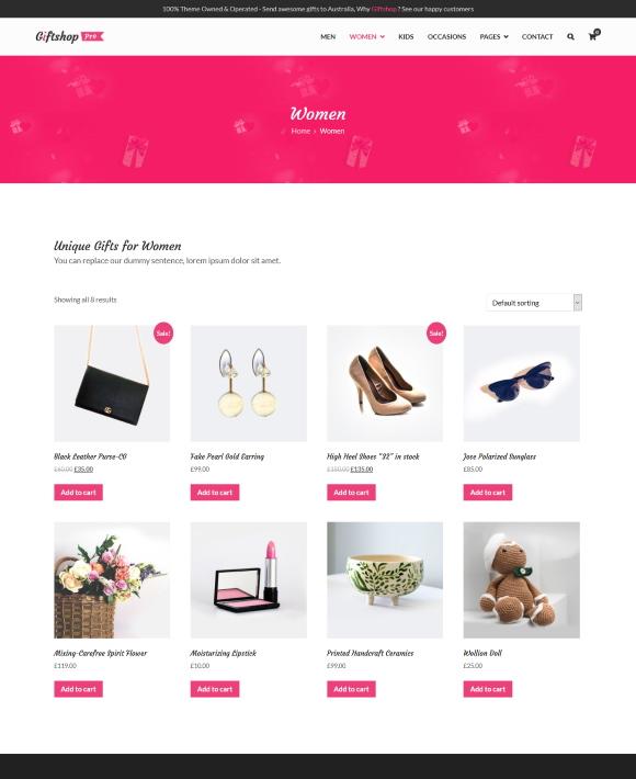 Women – Zakra Gift Shop
